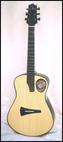 steelstring guitar Spruce top